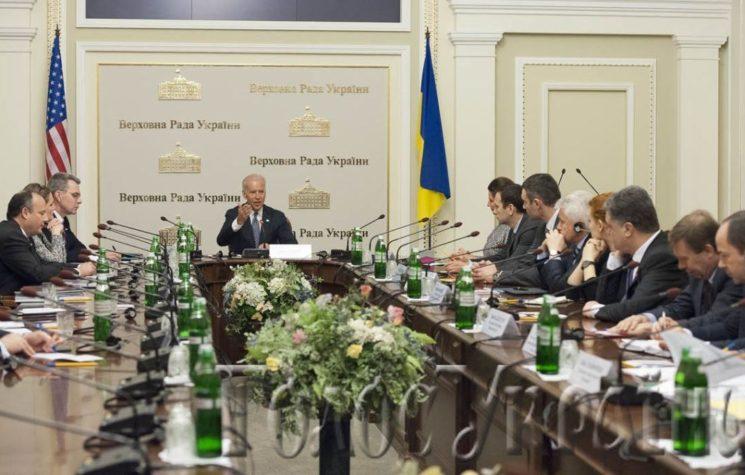 US Intensifies Information Warfare Efforts to Bolster Kiev and Divide Ukraine