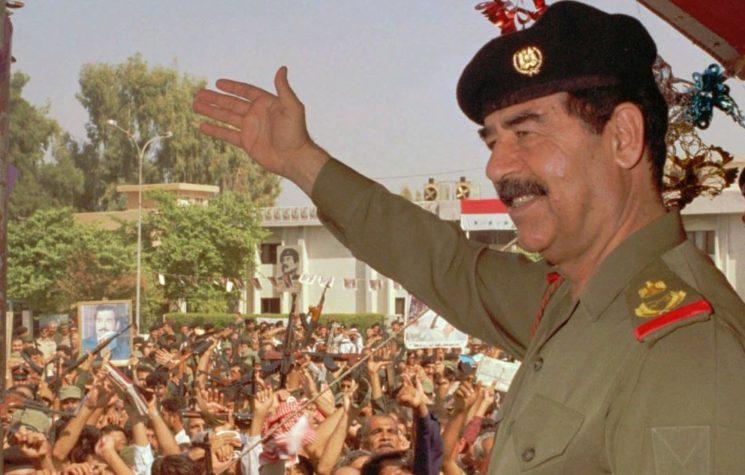 Missing Saddam