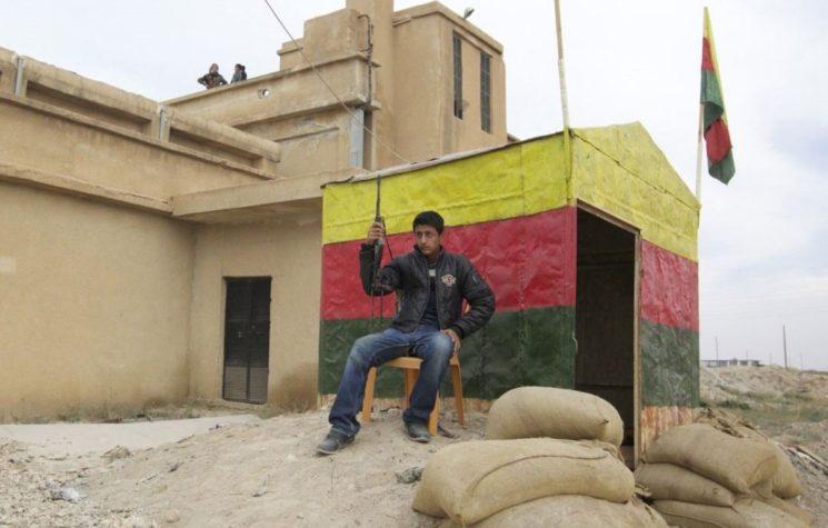 Syria's Kurds Declare Autonomous Region