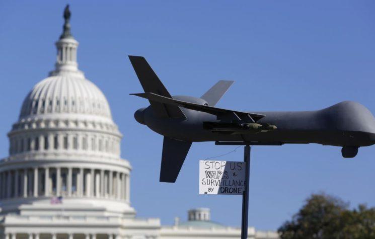 Refocus on Extrajudicial Killings through CIA-operated Drones