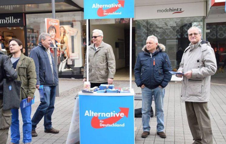 Alternative Germany Speaks Up