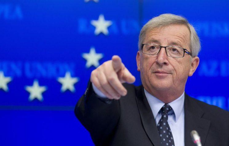 Jean-Claude Juncker Damns Obama's Plan for Ukraine
