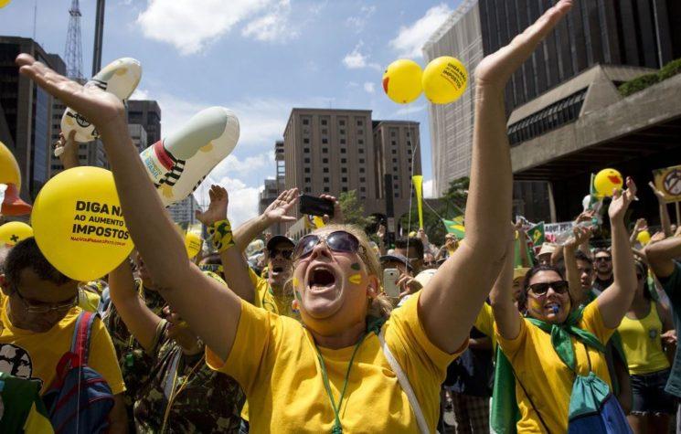 Brazil's Golpeachment: The 1 % Solution