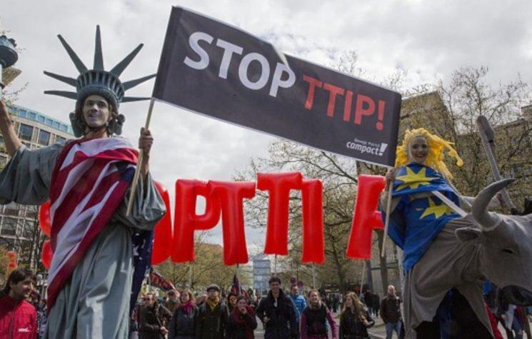 Kill TTIP Now