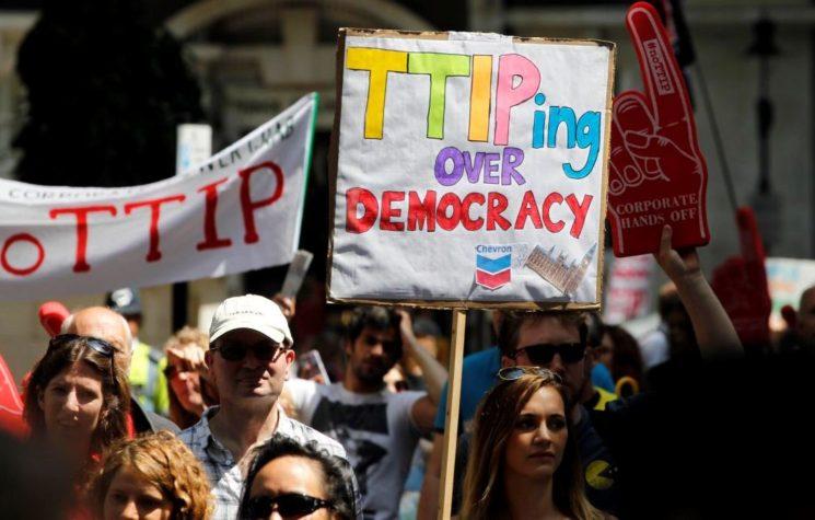 "TTIP, ""Economic Nato"""