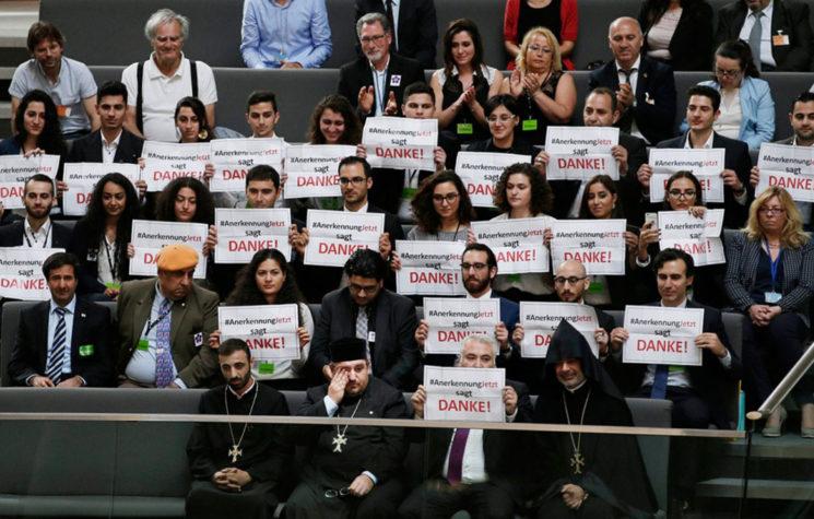 Bundestag Vote on Armenian Genocide: Germany-Turkey Relations in Jeopardy