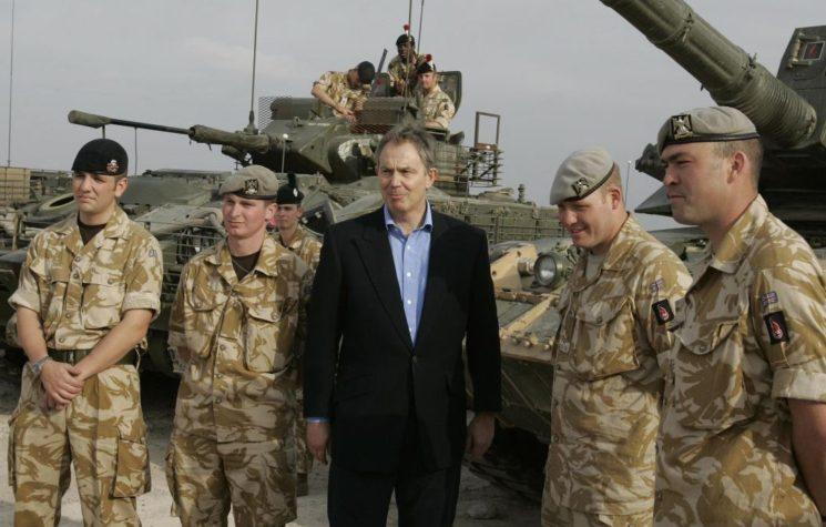 Impeach and Prosecute Tony Blair