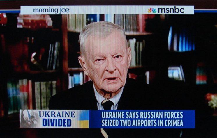 The Broken Chessboard: Brzezinski Gives up on Empire, Hillary Will Follow the Advice?