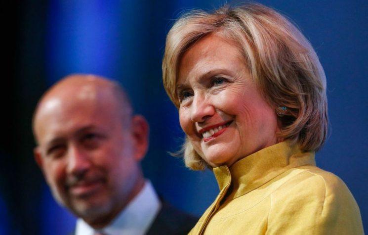 The Great Goldman Sachs-Trump Con Job