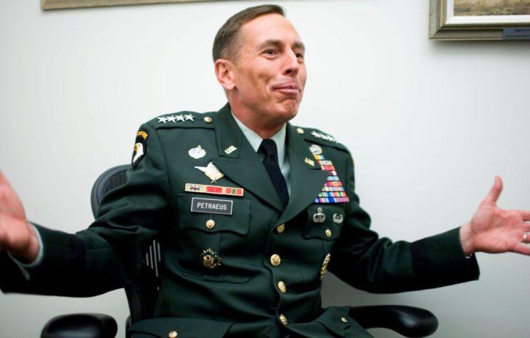 Petraeus Redux?
