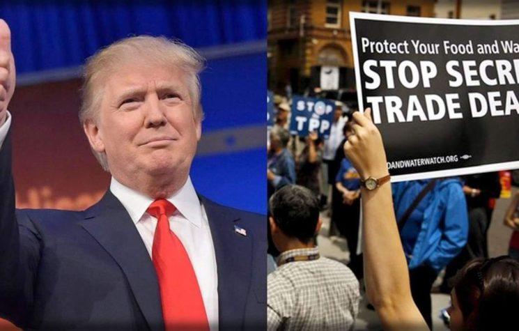 US Leaves TPP: Farewell to Unipolar World
