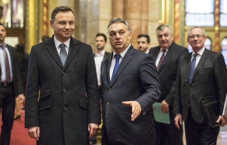 Poland, Hungary Join Together to Challenge EU Bureaucracy