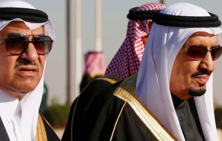 America First or Saudi Arabia First?