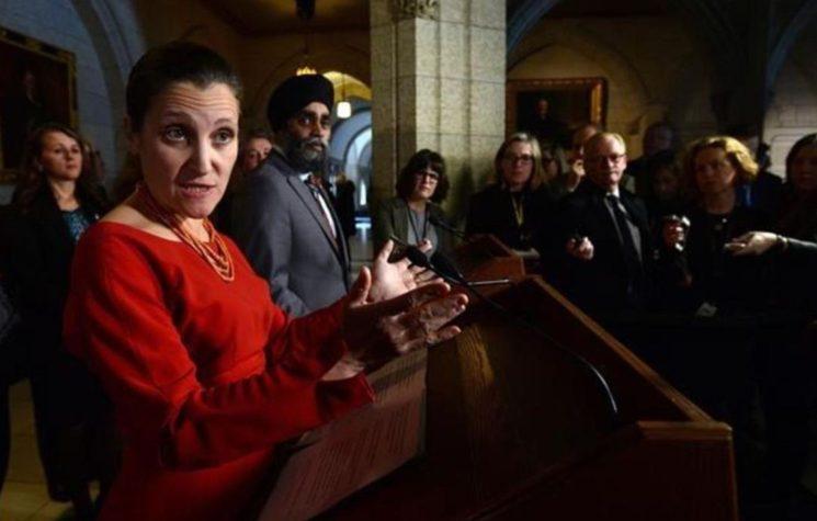 Will Chrystia Freeland Finally Ruin Canadian-Russian Relations?