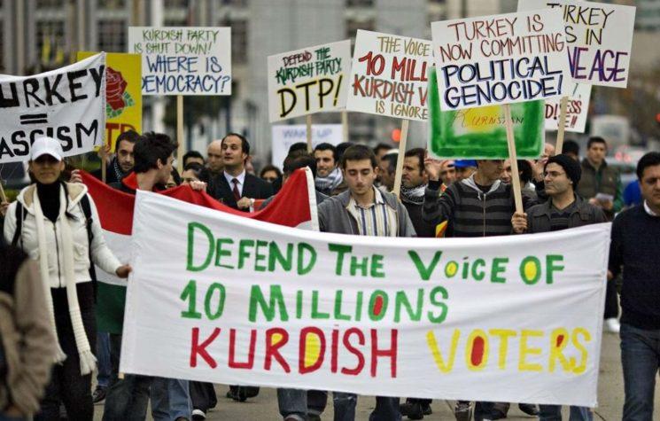 Turkey Must Find Peaceful Solution to Kurdish Problem