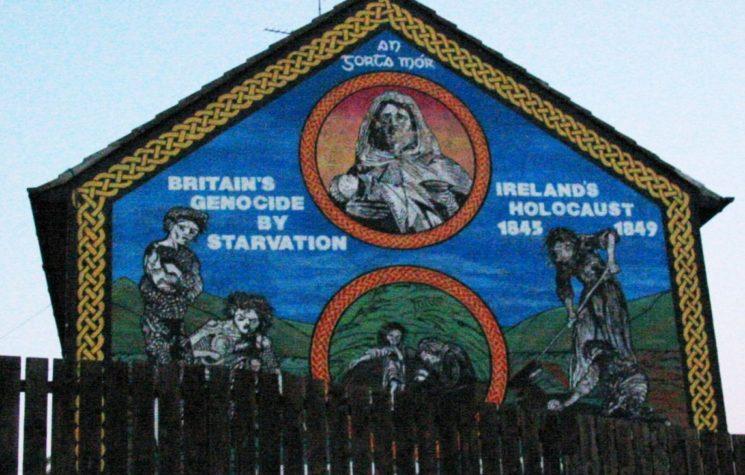 Britain's Gambling Tories Now Risk Irish Peace