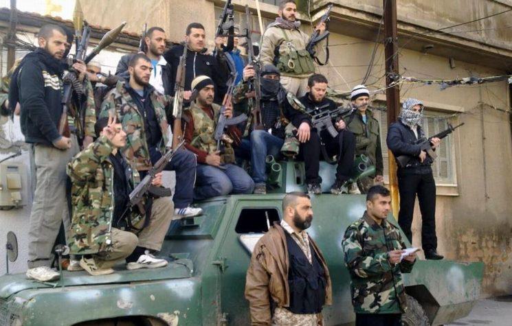 Syria's Cauldron: One Step Away from Major Showdown