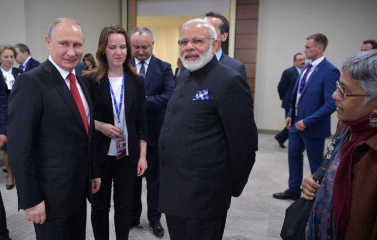 Eurasian Integration Meets America First
