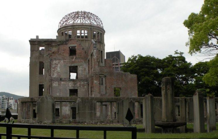 72nd Anniversary of Hiroshima's Gratuitous Mass Murder