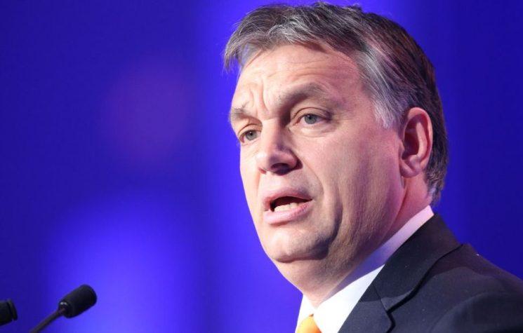 Viktor Orban Takes Battle Against Billionaire George Soros to Next Level