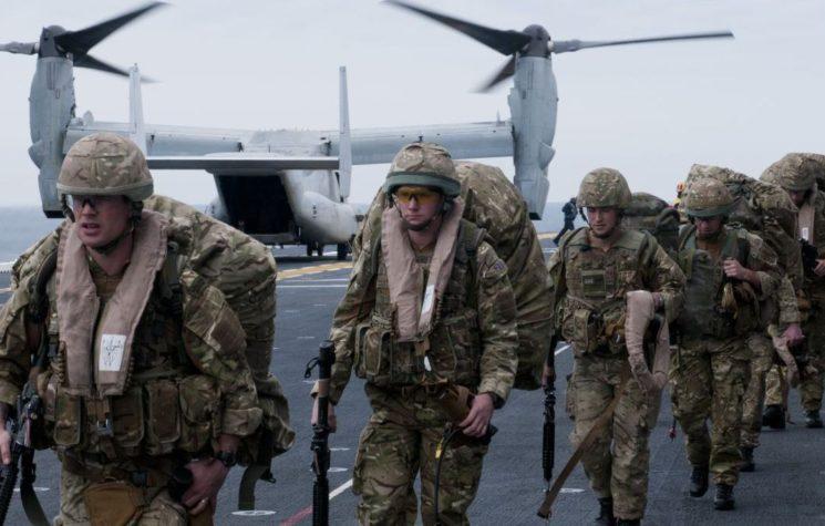 Goodbye Royal Marines