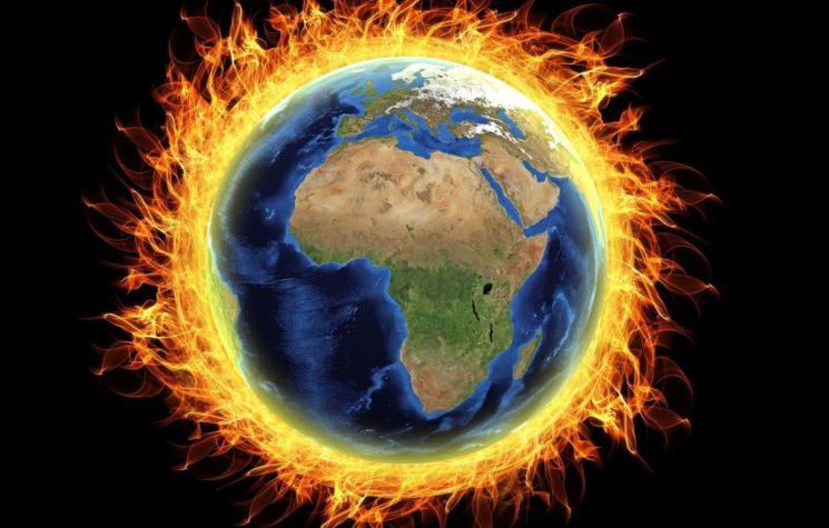Trump Resists Progress on Global Warming