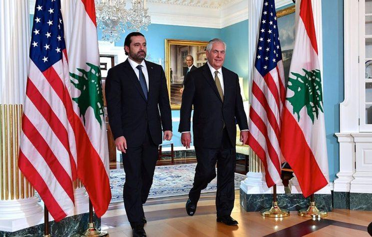 Lebanon in the Crosshairs