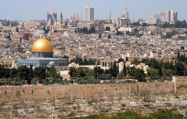 The Hidden Hands Behind US Embassy Move to Jerusalem