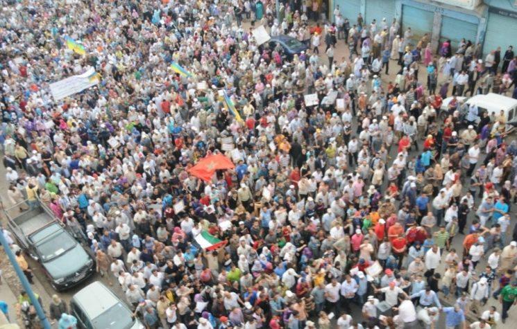 The Arab Spring: Restoration, Repression & Regime Change