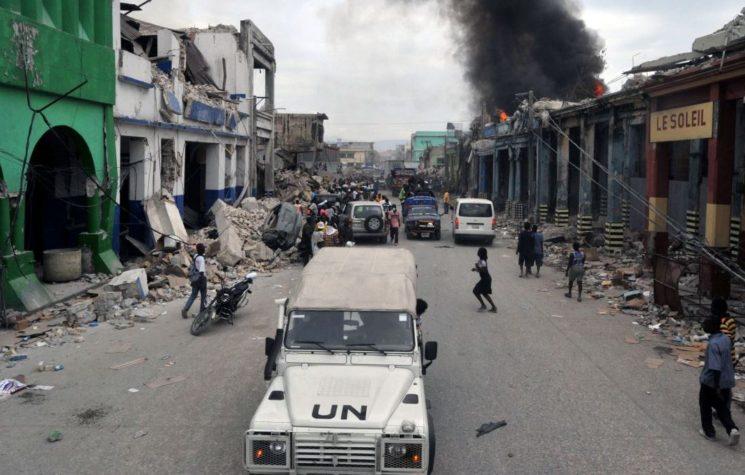 Haiti and America's Historic Debt