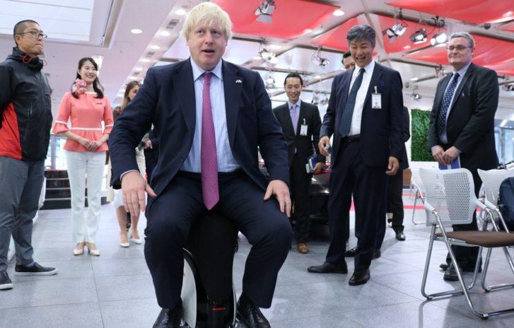 Britain's Eccentric Foreign Policy
