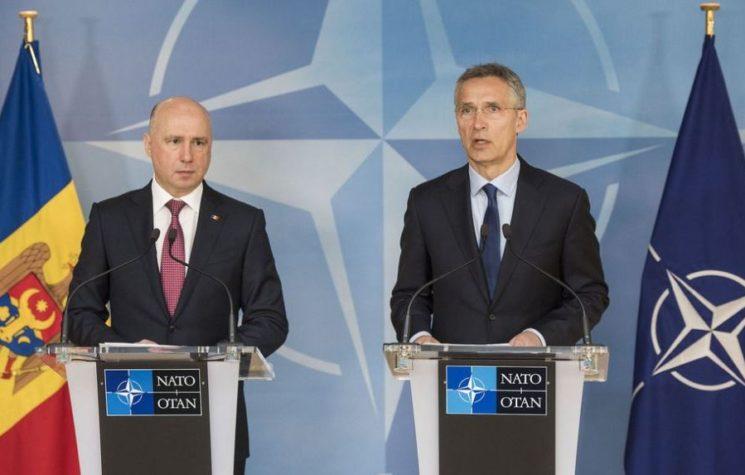 Moldova Embraces NATO: Fools Rush In Where Angels Fear to Tread