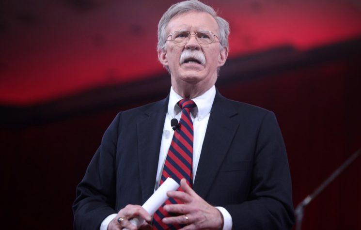 Neocon Specter of John Bolton Looms over Trump White House