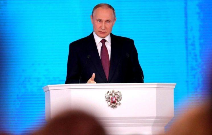 Putin: The Man Who Stopped Washington's Regime Change Rampage