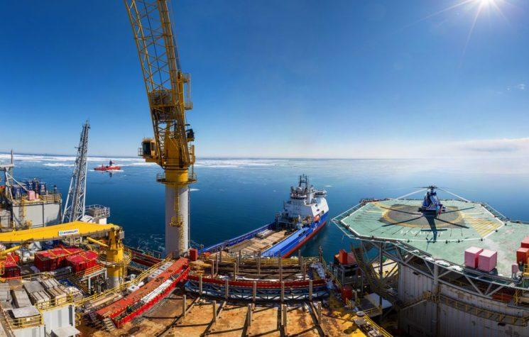 Russia's New Energy Gamble