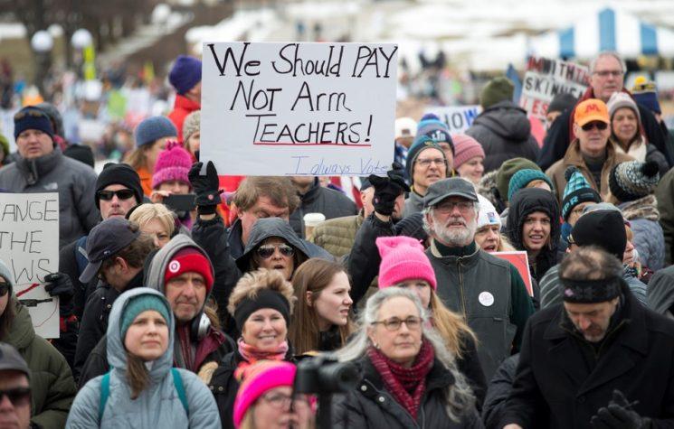 The Culture Behind School Shootings