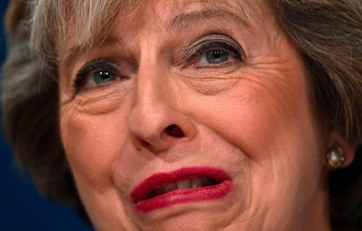 Theresa May's Lies Must Stop