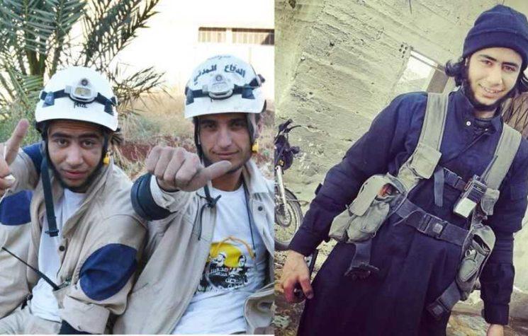 Unmasking the White Helmets