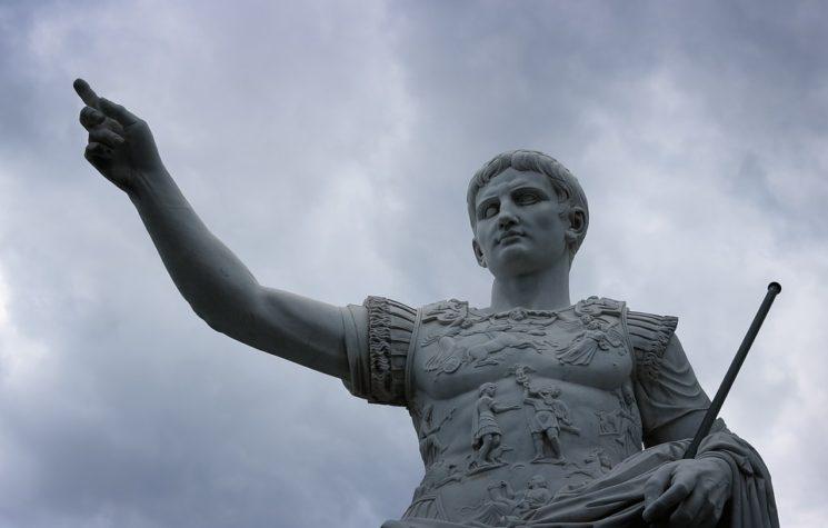 American Empire Demands a Caesar
