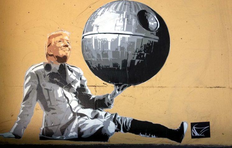 Star Wars Redux: Trump's Space Force