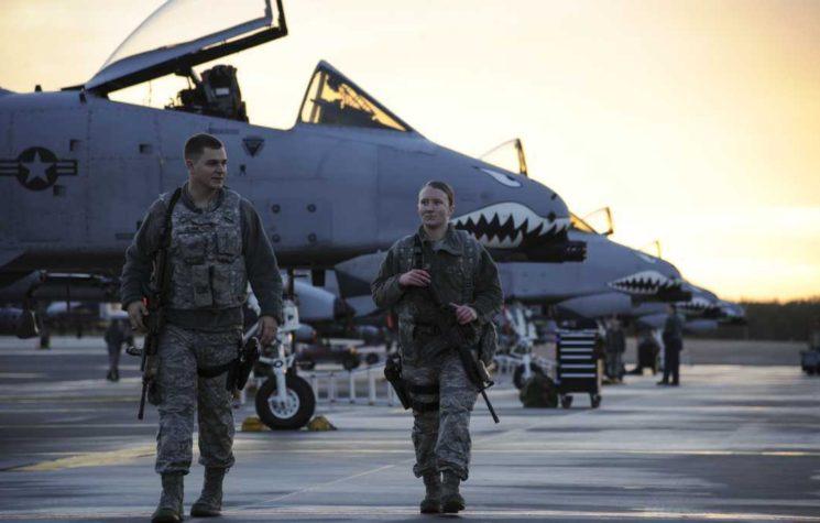 NATO's Terrorist Bases in Europe