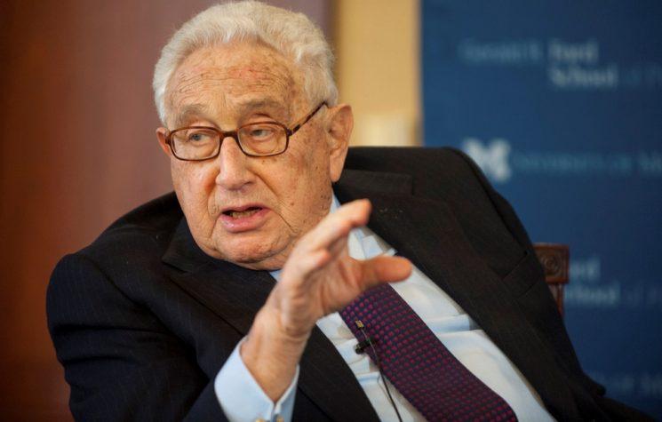 Forcing the Surrender of an Era's Old Pretences – Henry Kissinger