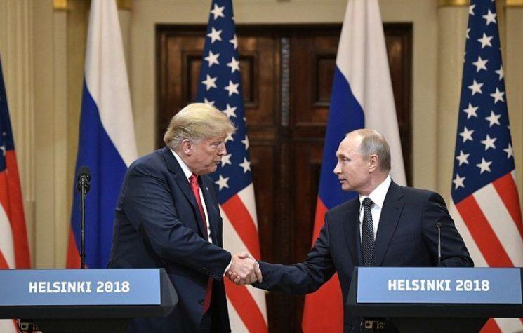 Western Collapse… Scapegoating Trump & Putin