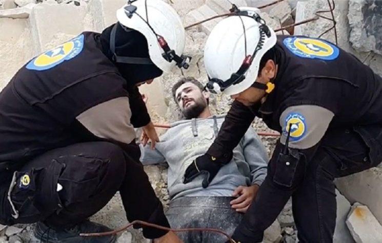 Western States Salvage Terror Assets in Syria