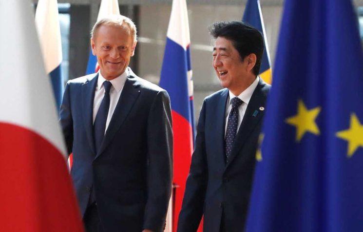 EU, Japan Sign Historic Trade Agreement to Reshape Global Economic Map