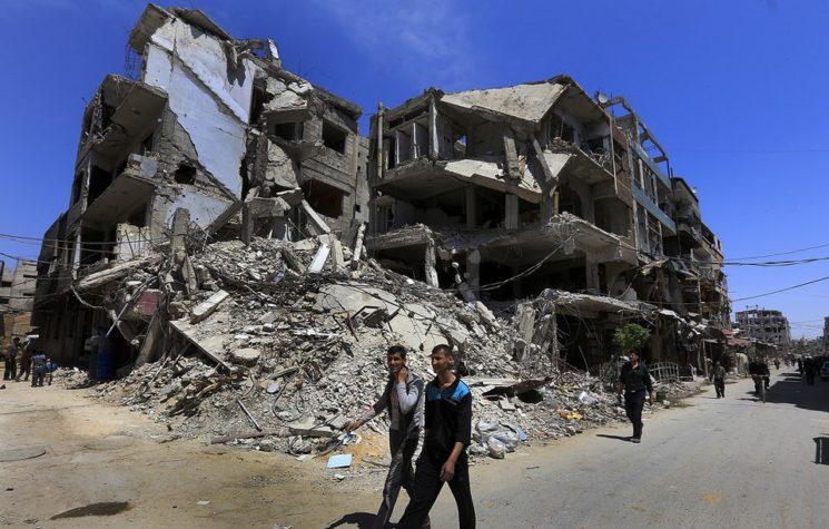 'No Nerve Agents' in Douma: OPCW Report Demolishes White House Sarin Narrative