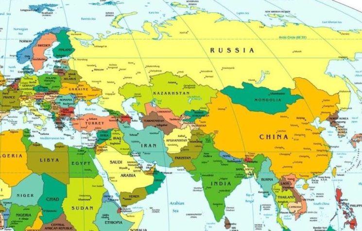 Back in the (Great) Game: The Revenge of Eurasian Land Powers
