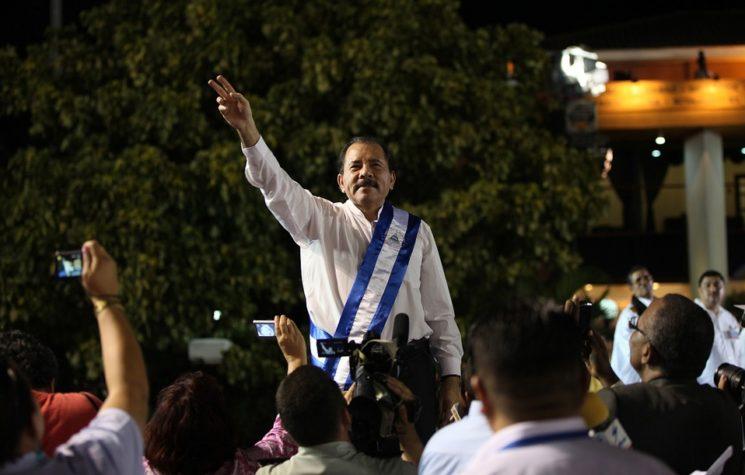 US Foments Regime Change in Nicaragua