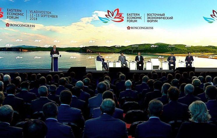 Russia's Eastern Economic Forum Wrap Up: De-Dollarization Tops Agenda