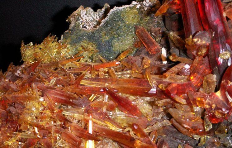 Hot Economic Warfare: Scrambling for Rare-Earth Minerals